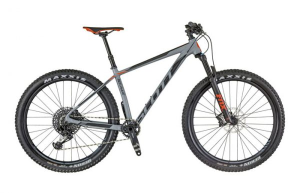 SCOTT Scale Plus Alu